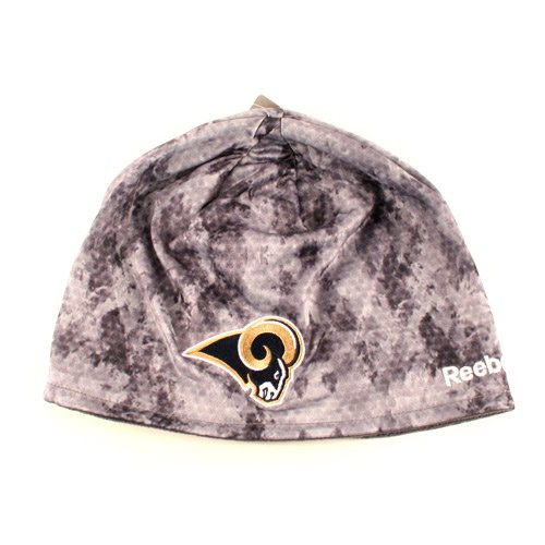 St. Louis Rams NFL Uncuffed Digital Camo Knit Winter Beanie Hat at Amazon.com