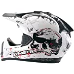 O'Neal Racing 9 Series Skull Men's MX/OffRoad/Dirt Bike