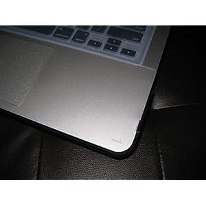 "moshi PalmGuard for Macbook 13"" Unibody - Silver"