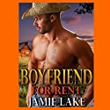 Boyfriend for Rent: A Jamie Lake Novel Audiobook by Jamie Lake Narrated by James Talbot