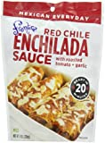 Frontera Foods Enchilada Sauce, Red Chile, 8 Ounce (Pack of 6)