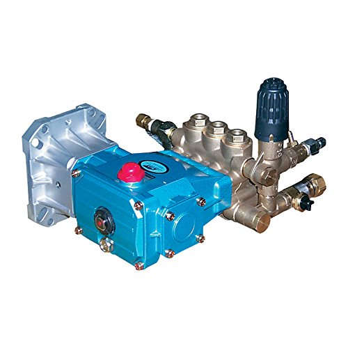 CAT Pumps Pressure Washer Pump - 4000 PSI, 3.5 GPM, Direct Drive, Gas, Model# 66DX35G1I (Pressure Washer Honda Cat compare prices)