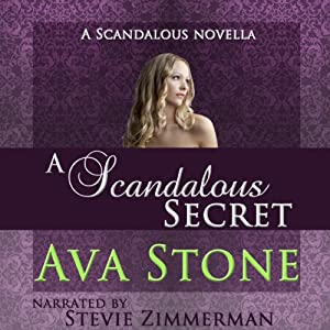 A Scandalous Secret Audiobook