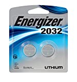 Energizer 2032 Batteries, 3 Volts