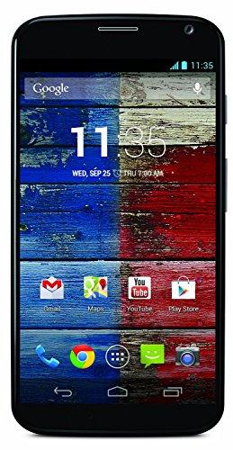 Motorola Android Moto X 16GB - Black (Refurbished)(6 month Brand Warranty)