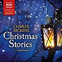 Christmas Stories Audiobook by Charles Dickens Narrated by David Timson