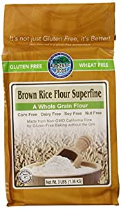 Amazon.com : Authentic Foods Gluten Free Brown Rice Flour