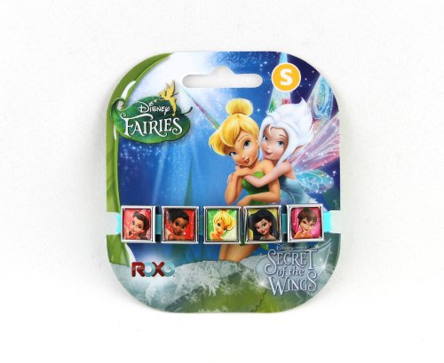 Roxo Disney Fairies 5 Charm, Small - 1
