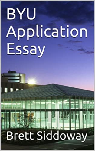 byu college application essay