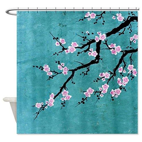Price cherry blossom shower curtain check price cherry blossom shower