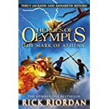 The Mark of Athena (Heroes of Olympus Book 3)by Rick Riordan