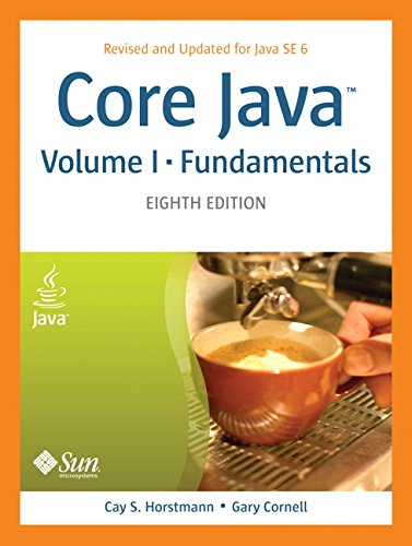 Core Java(TM), Volume I--Fundamentals