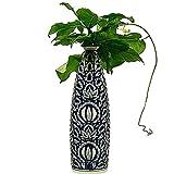 Craftghar Ceramic Vase - (15x4x11 in)