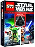 Lego Star Wars - L'impero fallisce ancora + La minaccia di Padawan [2 DVDs] [IT Import]