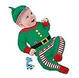 Infant Jungen Mädchen Outfits Kleider,Amcool Weihnachten...