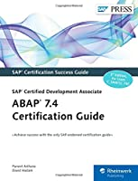 ABAP 7.4 Certification Guide – SAP Certified Development Associate, 3rd Edition Front Cover
