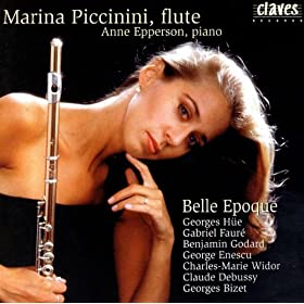 Fantaisie Brilliante on George Bizet's Carmen (1900) (arrangement with additions by Marina Piccinini)