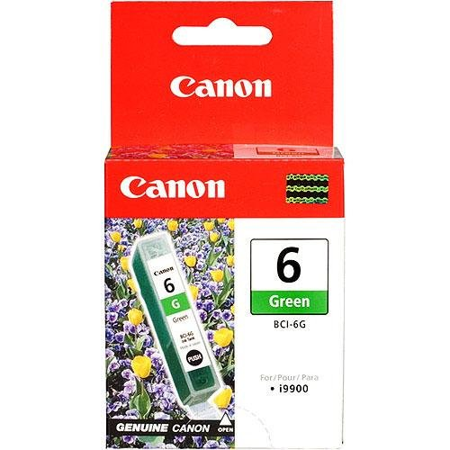 Canon 9473A003 BCI-6G Green Ink Tank