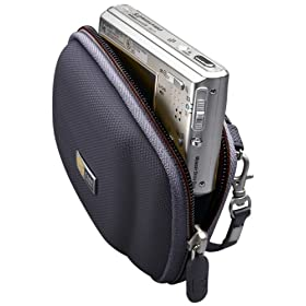 Case Logic ECB-1 EVA Compact Camera Case