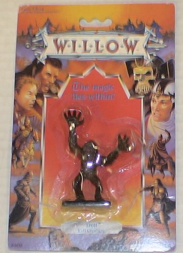 Willow Troll Die Cast Figure - 1