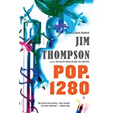Pop. 1280 (       UNABRIDGED) by Jim Thompson Narrated by John McLain