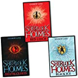 Andrew Lane Young Sherlock Holmes Trio, 3 books, RRP £20.97 (Red Leech; Death Cloud; Black Ice).