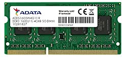 Adata DDR3L-1600 4 GB Laptop Ram