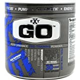 EXT Sports Go Diet Supplement, Blue Raspberry, 0.45 Pound