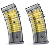 BBTac Airsoft M85 Magazine for Double Eagle Gun (2-Pack)