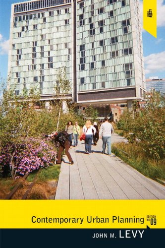 Contemporary Urban Planning (9th Edition)