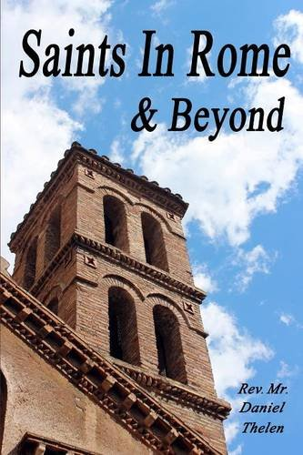 Saints In Rome and Beyond PDF