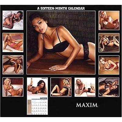 2007 adult calendar
