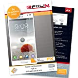AtFoliX FX-Anti-Reflection Screen Protectors for LG Optimus L9 P760 Not Suitable for P769 Pack of 3