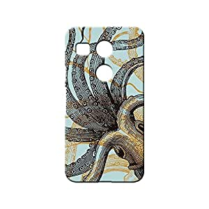 BLUEDIO Designer 3D Printed Back case cover for LG Nexus 5X - G1206