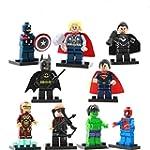 Oliasports The Avengers Marvel DC Sup...