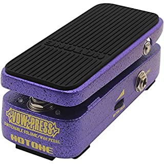 HOTONE �復/�������ץ�å����/�ܥ�塼��ڥ��� VOW PRESS [Volume & Expression & WAH Pedal]