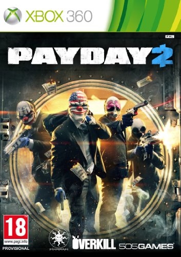 Games Payday 2