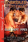 img - for Unbridled and Untangled [The Double Rider Men's Club 8] (Siren Publishing Menage Everlasting) book / textbook / text book