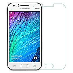 Vphone Enterprises Premium Tempered glass Screen Guard for Samsung Galaxy J1