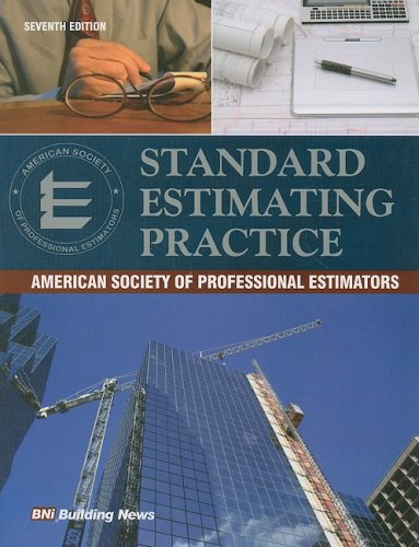 Standard Estimating Practice: American Society of Professional Estimtors - Craftsman Book Co - 155701616X - ISBN: 155701616X - ISBN-13: 9781557016164