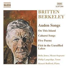 Auden Songs