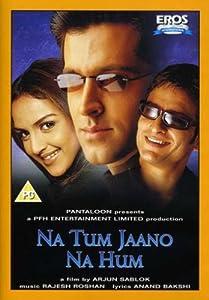 Na Tum Jaano Na Hum (2002) (Hindi Film / Bollywood Movie / Indian Cinema DVD)