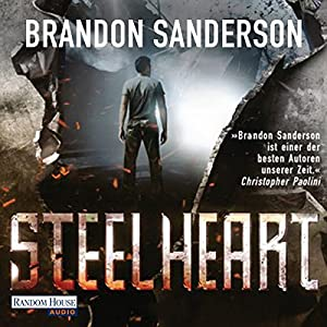 Steelheart Hörbuch