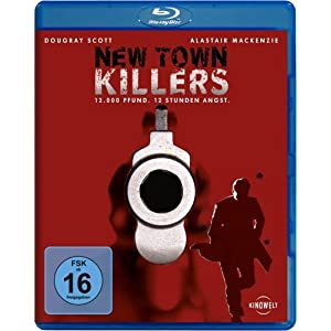New Town Killers [Blu-ray]