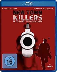 New Town Killers [Blu-ray] [Import allemand]
