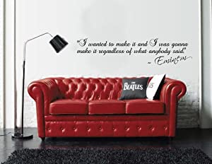 I wanted to make it eminem inspirational wall sticker for Eminem wall mural