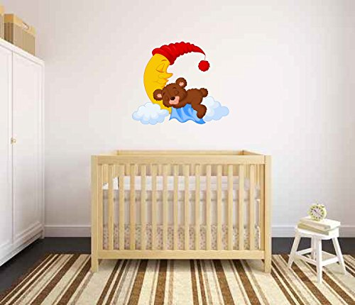 Teddy Bear Wall Art For Nursery
