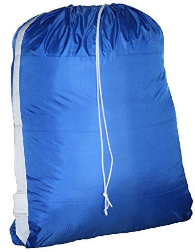 Large Laundry Bag With Adjustable Shoulder Strap