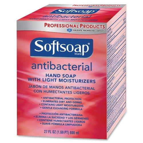 Bag-in-box Soap, Antibacterial, 800 Ml, Crisp Clean Scent