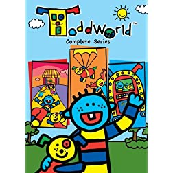 ToddWorld -- Complete Series (9 Disc Set)